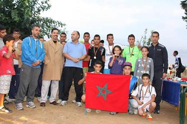 الجمعية الرياضية المدرسية بثانوية الطبري الإعدادية تنظم مسابقة للعدو الريفي