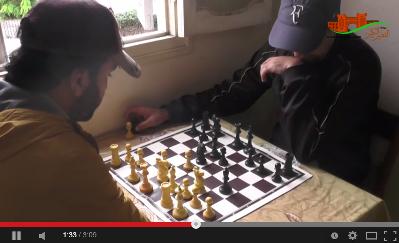 الفرس العربي للشطرنج