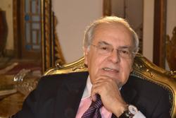 الروائي المغربي بهاء الدين الطود ( هذا الرجل )