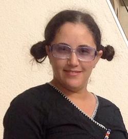 الشاوي  بشرائيل  سفيرة للنوايا الحسنة للحركة الدولية للنساء الشاعرات MPI بالمملكة المغربية