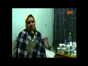 معاناة أرملة مريضة بعد الحكم بإفراغ منزلها