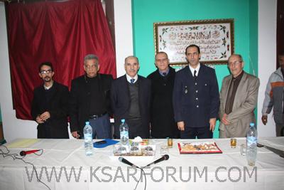 انطلاق الحملة التحسيسية للأمن الوطني بالمؤسسات التعليمية بنيابة إقليم العرائش
