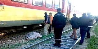 ريصانة : وفاة صبي بعد قفزه من القطار و اصطدامه بأحد الأعمدة