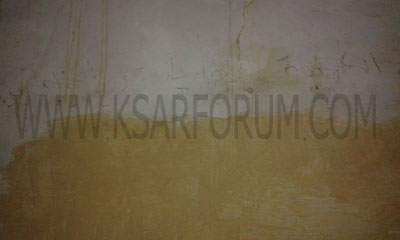 """انفراد .. كتابات على جدران ضريح """" يهودا الجبلي """" تستنفر الجهات الأمنية"""