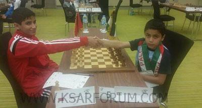 ياسر الحاج الخلطي يحتل الرتبة الرابعة في البطولة العربية للشطرنج بالإمارات