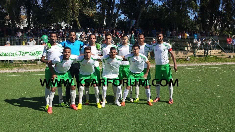 النادي القصري يفوز على اتحاد تواركة و ينعش أماله في البقاء ضمن بطولة قسم الأول هواة