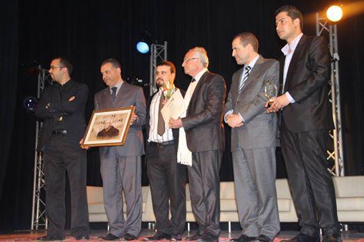 عبد الكريم برشيد يكرّم في اختتام فعاليات مهرجان القصر الدولي للمسرح