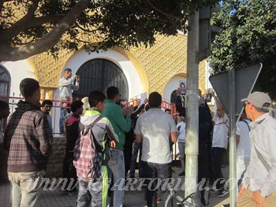 اتهامات بالقتل في استقبال حامي الدين بالقصر الكبير