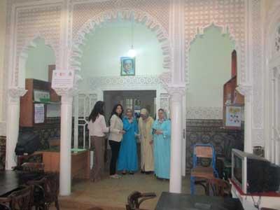 حفل توزيع جوائز و دبلومات بنادي المرحوم عبد القادر السدراوي