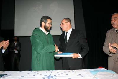 مركز الإمام ورش للعناية بالقرآن الكريم يوقع اتفاقية شراكة مع مع نيابة وزارة التربية الوطنية والتكوين المهني باقليم العرائش