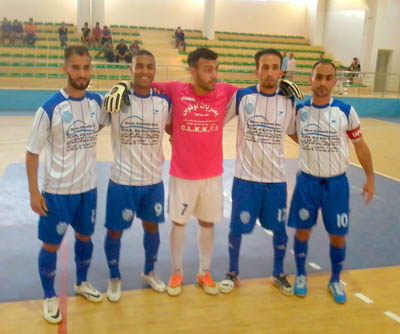 كرة القدم المصغرة : لكوس القصر الكبير ينتصر على كفاح سيدي يحيى