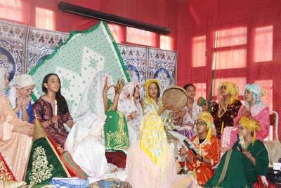 معرض التراث بثانوية أحمد الراشدي يسدل الستار على نسخته الثانية