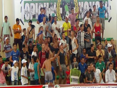 ملخص اليوم الأول من الدوري الدولي القصر الكبير لكرة القدم المصغرة