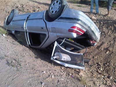 بني عروس: حادثة سير مفجعة تخلف قتيلا و عددا من الجرحى