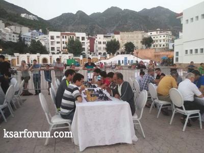 جمعية الفرس العربي تشارك في مهرجان شفشاون الدولي للشطرنج الدورة 14
