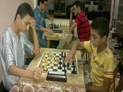 اختتام فعاليات الدوري المحلي الرمضاني للشطرنج بالقصر الكبير