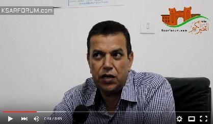 حسن الحسناوي يتحدث عن أجواء الانتخابات و التحالفات الممكنة لحزب الأحرار
