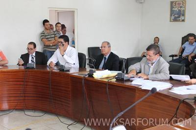 رسميا .. التحالف يصوت للسيمو رئيسا للمجلس البلدي