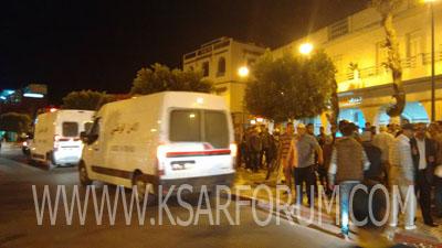 الحملة الأمنية بالقصر الكبير : توقيف 26 شخصا و حجز دراجات نارية و خمور