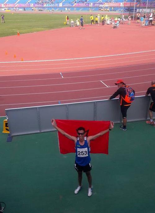 عاجل : أمين الشنتوف يحرز الذهب في بطولة الألعاب العالمية العسكرية بكوريا
