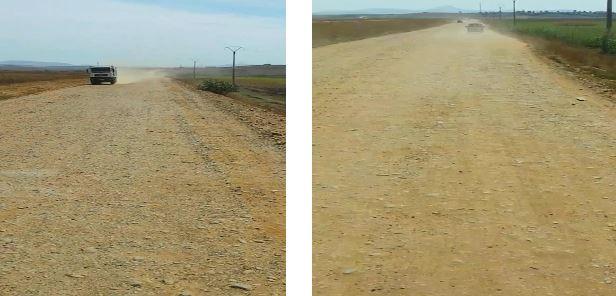 الطريق الجهوية رقم 415، الرابطة بين القصر الكبير و سيدي اليمني، تستنجد