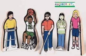 نادي التربية على القيم بثانوية أولاد أوشيح  في أنشطة بمناسبة اليوم العالمي لذوي الاحتياجات الخاصة