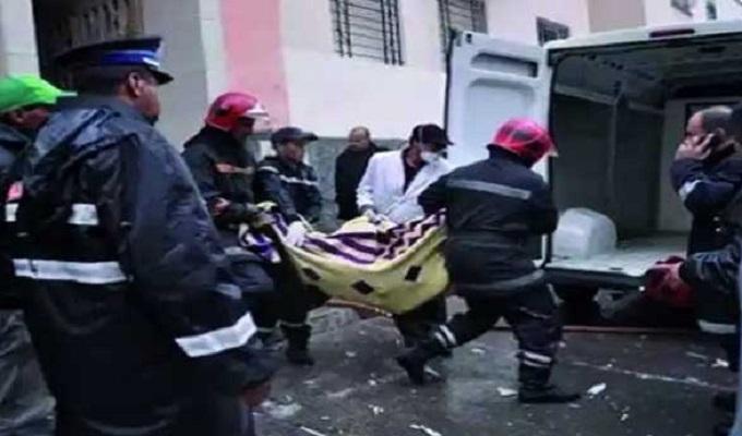 """صدمة وسط أسرة الأمن في العرائش.. انتحار شرطي بشرب """"الما القاطع"""""""