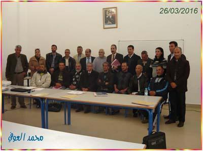 الجامعة الملكية المغربية للرياضة المدرسية بالعرائش تعقد جمعها العام العادي