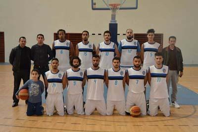نادي لوكوس القصرالكبير لكرة السلة يستقبل نادي أولم وزان