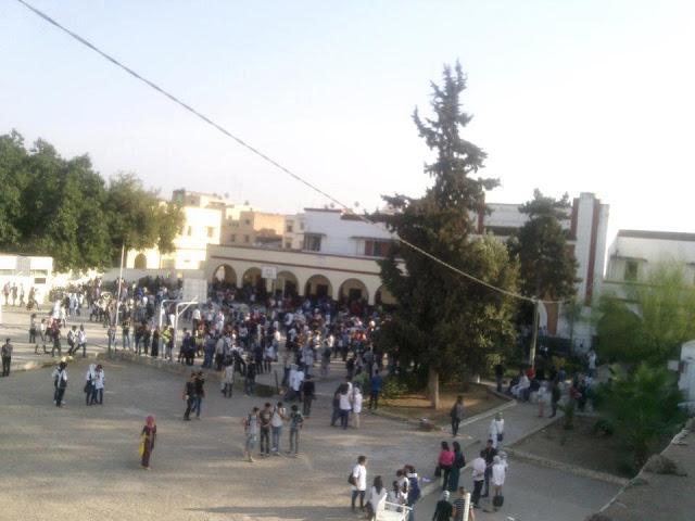 عاجل: الإبقاء على تلاميذ باكلوريا الدولية بثانوية المحمدية بالقصر الكبير