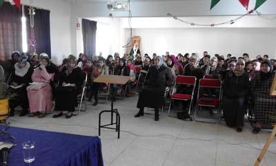 """""""التغذية و التحصيل الدراسي """" موضوع ندوة علمية بطارق بن زياد العمومية"""