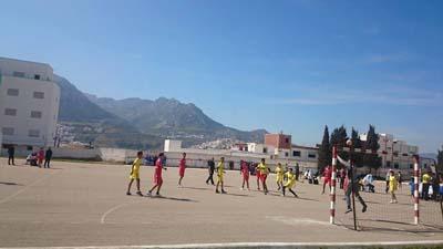 أشبال الطبري بقيادة محمد شخيشخ يتوجون بالرتبة الثانية جهويا في كرة اليد