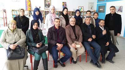 ألف مبروك لتلاميذ أحمد الراشدي بقيادة عبد الصمد الدبدي