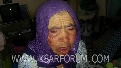 """عصابة مسلحة تهاجم منزل والدة """" صالامنكا """""""