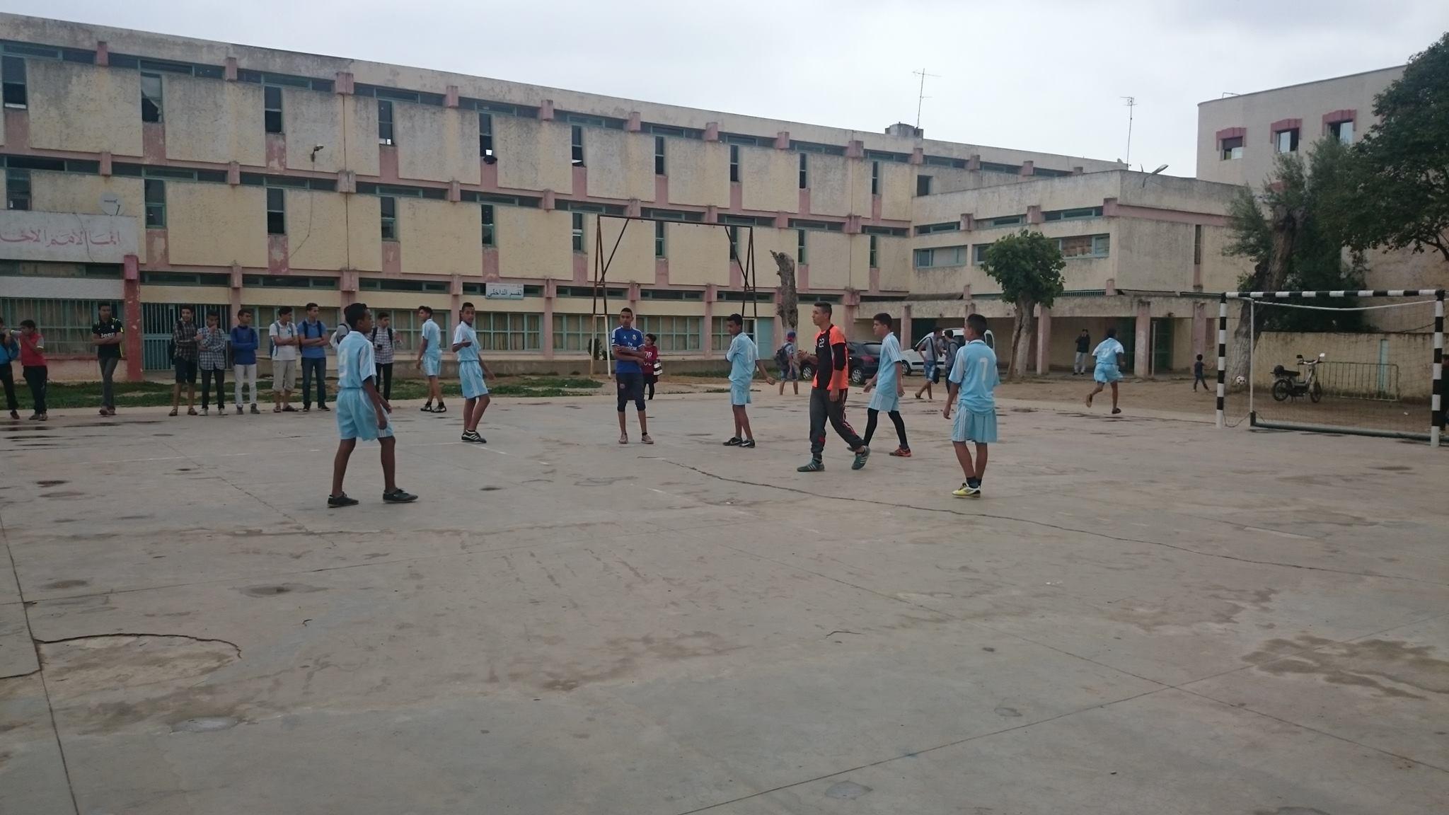 جمعية الانبعاث للتنمية والتربية تنظم النسخة 15 من الدوري الربيعي لكرة القدم المصغرة.
