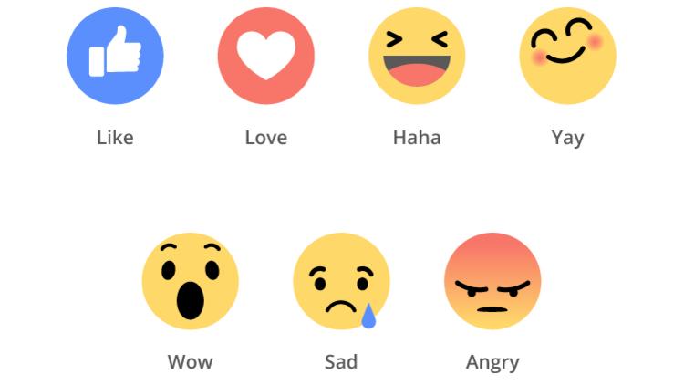 """احذر أزرار التفاعل الجديدة في """"فيسبوك""""!"""